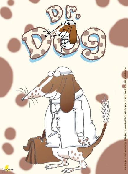 Dr. Dog Türkçe Dublaj Tüm Bölümler İzle - Konuşan Köpek Doktor Dog Çizgi Film İzle