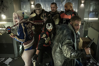 Suicide Squad DC Comics Expanded Movie Universe superhero villain