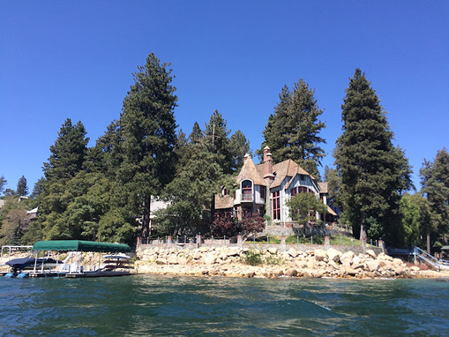 lakefront, real estate, southern california, lake arrowhead