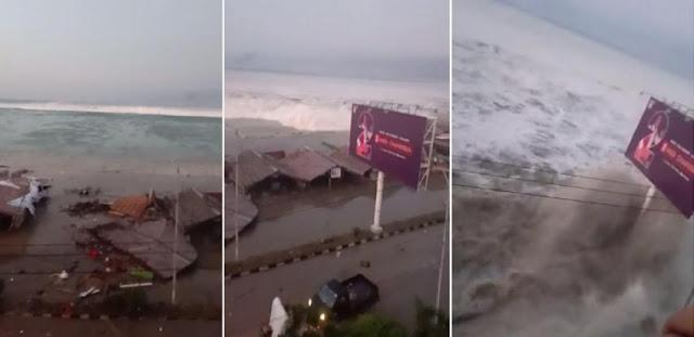 Disapu Tsunami, Ratusan Satpol Tak Diketahui Nasibnya