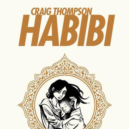 Habibi de Craig Thompson