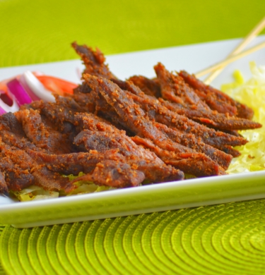 Suya Meat
