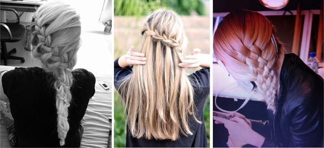 Penteados para Bad Hair Day