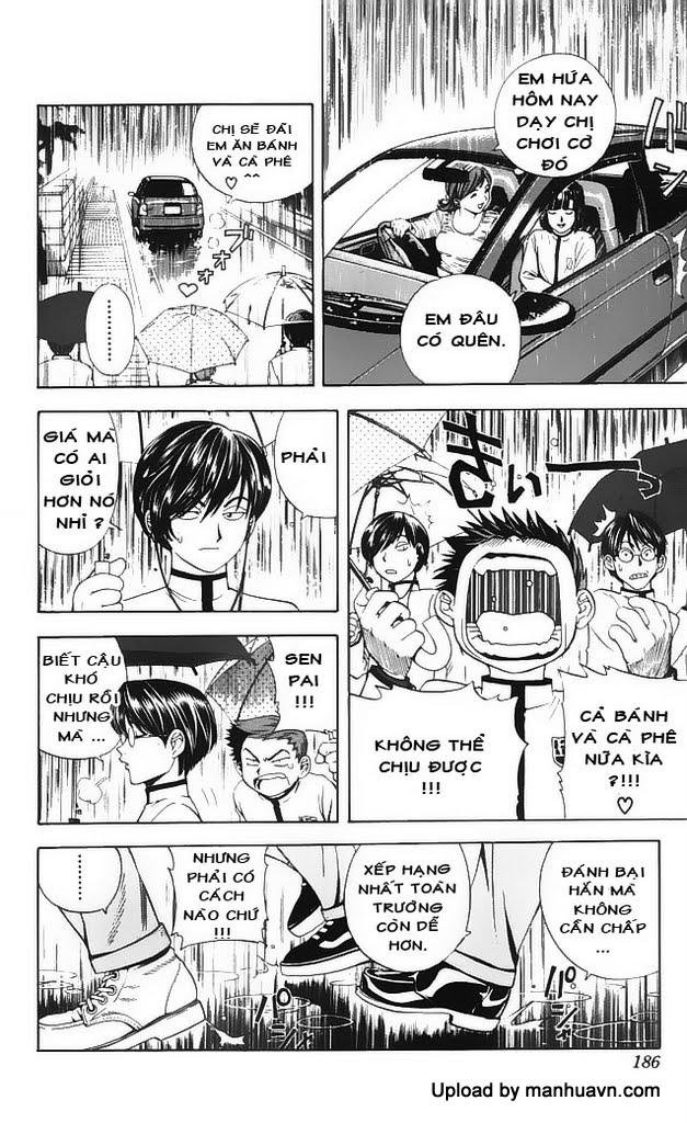 Hikaru No Go hikaru no go chap 16 trang 12