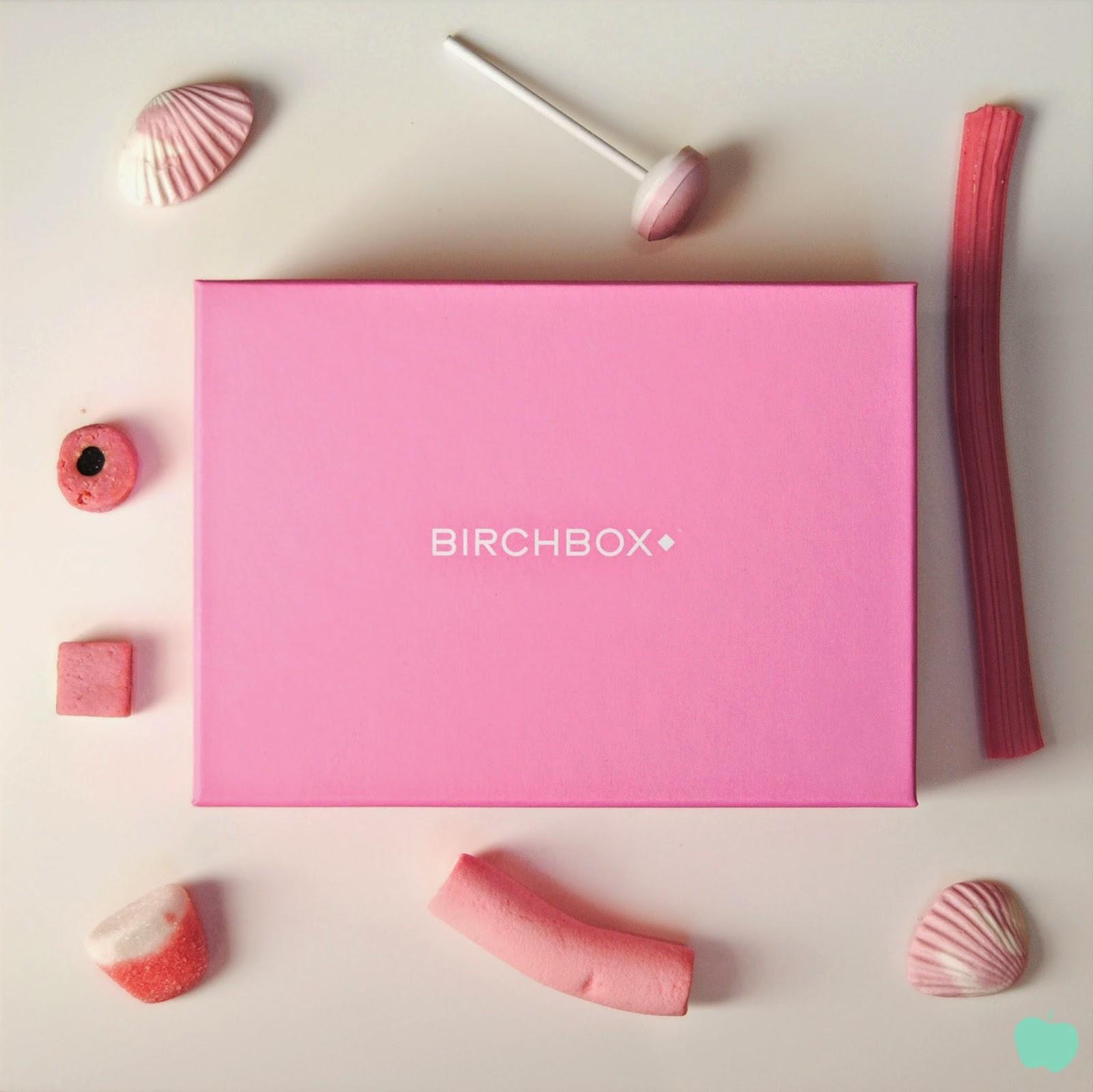 BIRCHBOX- LIVING PINK