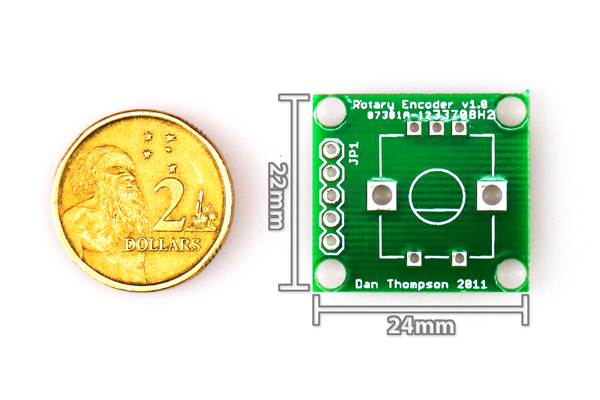 NEW!! Rotary Encoder Breakout Board