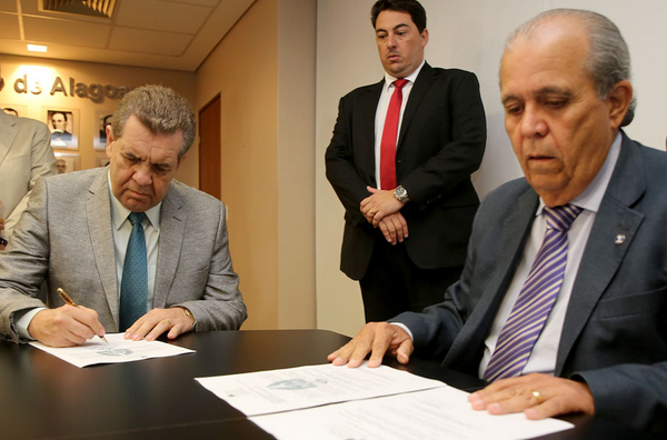 Washington Luiz reassume funções no TJ/AL após decisão do CNJ