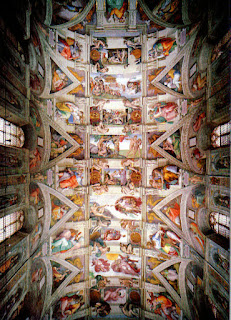 Sistine Chapel: ceiling