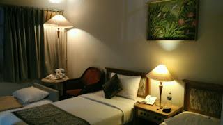 Kamar Superior Hotel Surya Asia Wonosobo