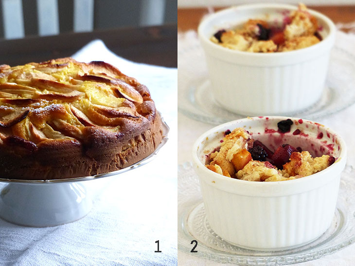 torte di mele della nonna