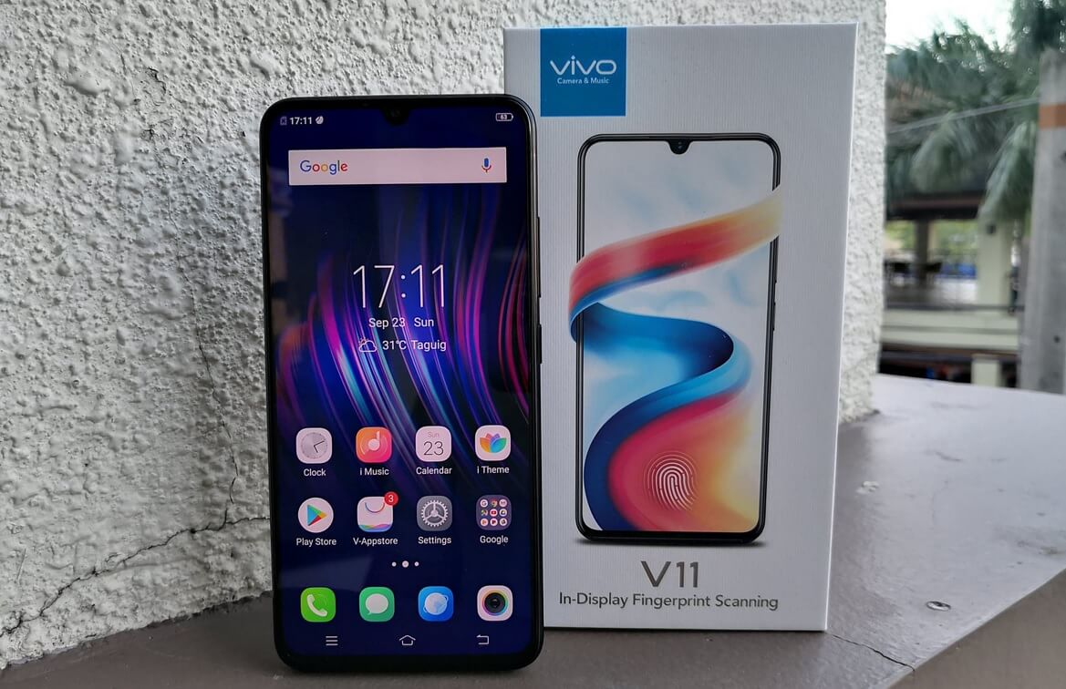 Vivo V11 Hands-on and Initial Impression; Right in the Middle
