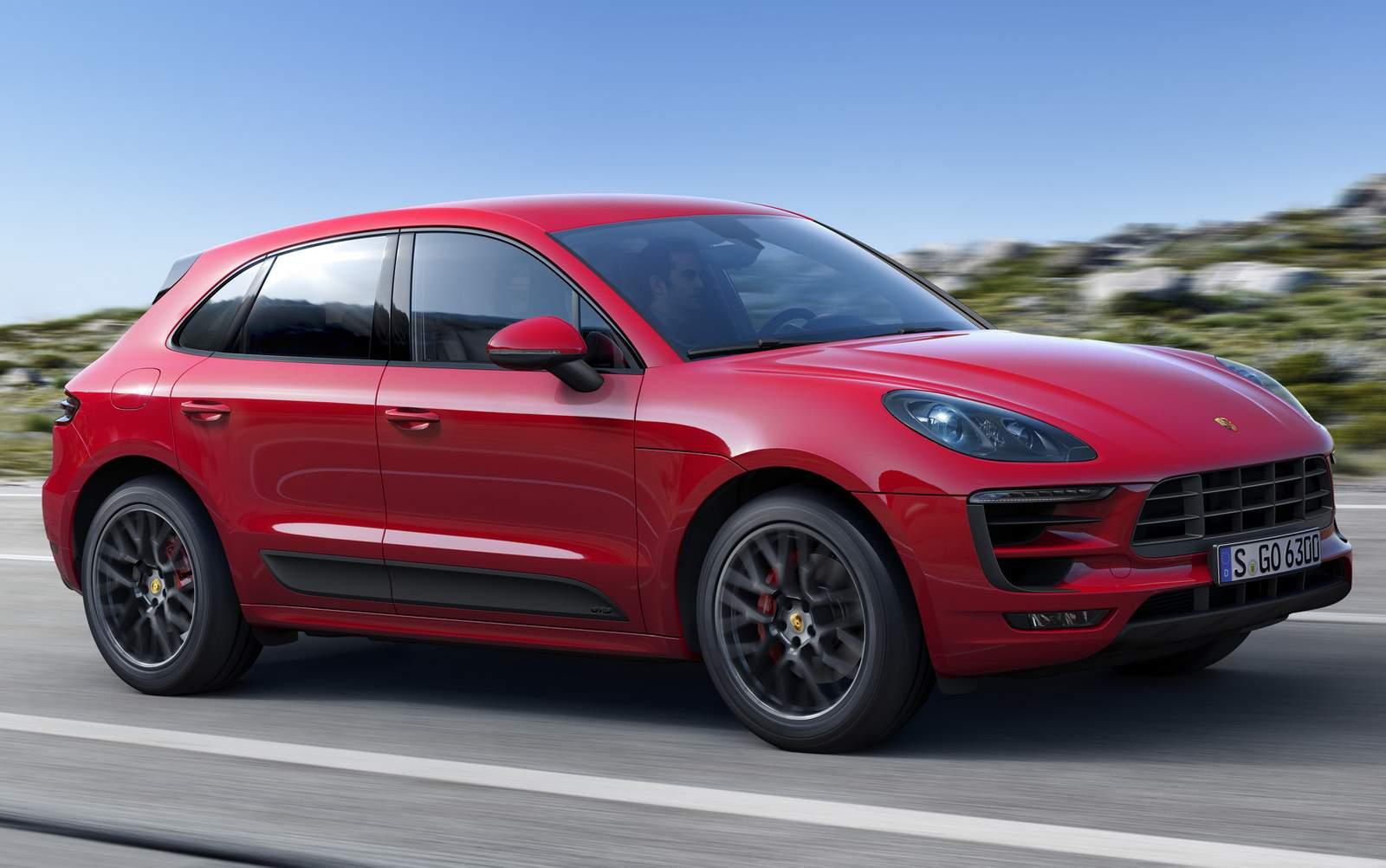Porsche - 13º ano considerada a mais atraente dos EUA