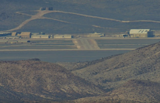 Clearest images yet of 'alien conspiracy base' Area 51