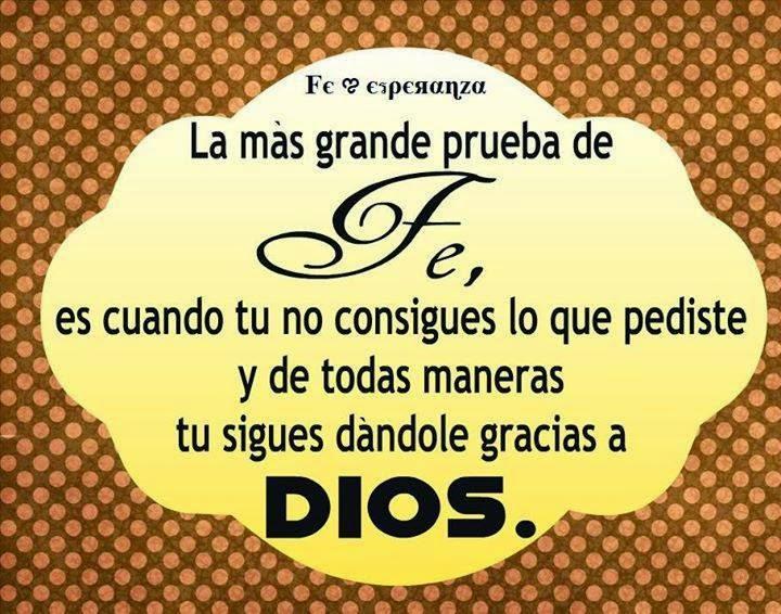 Frase De Agradecimento A Dios: Frases Cristianas (FC): Fe Y Agradecimiento A Dios