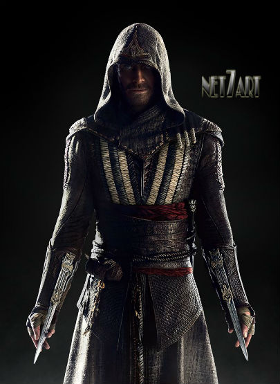 Assassins Creed 2016 Cartaz Michael Fassbender