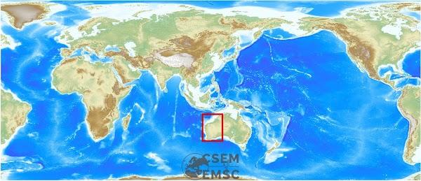 ÚLTIMA HORA: sismo fuerte sscude australia.