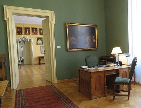 Pokój królewski.