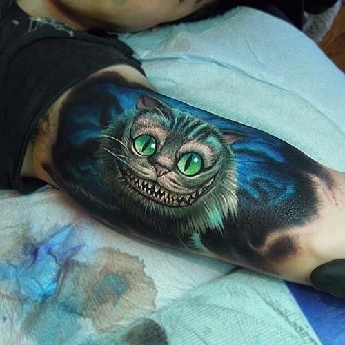 kedi dövmeleri cat tattoos 51