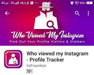 Cara Mengetahui Orang Yang Sering Melihat Instagram Kita / Stalker IG kita