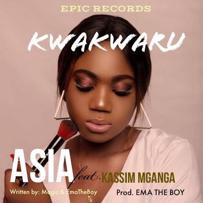 Audio | Asia Ft. Kassim Mganga - KWAKWARU | Download Mp3 [New Song]
