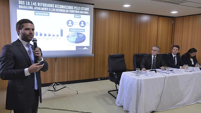 Até 2017, o Brasil já havia reconhecido um total de 10.145 refugiados. No entanto, no ano passado o país tinha de fato 5.134 pessoas vivendo como refugiados de fato.  Estes e outros números foram divulgados na terceira edição do relatório Refúgio em Números, divulgada na quarta-feira (11) pelo Conare (Comitê Nacional para Refugiados), em Brasilia. O órgão, vinculado à SNJ (Secretaria Nacional de Justiça), do Ministério da Justiça, é o responsável por analisar os pedidos de refúgio feitos no país.