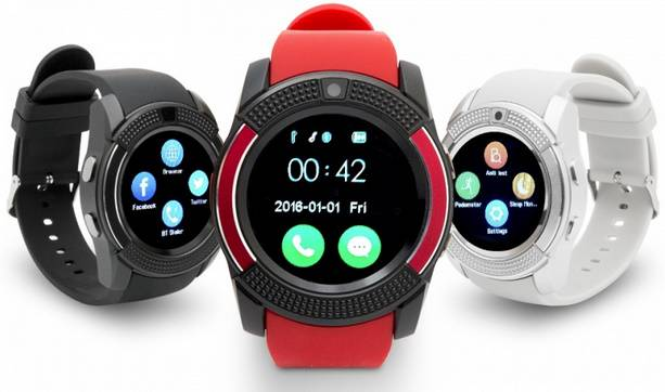 Smartwatch Murah Terbaik Smartwatch V8