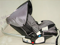 2 BabyElle Baby Car Seat and Baby Carrier