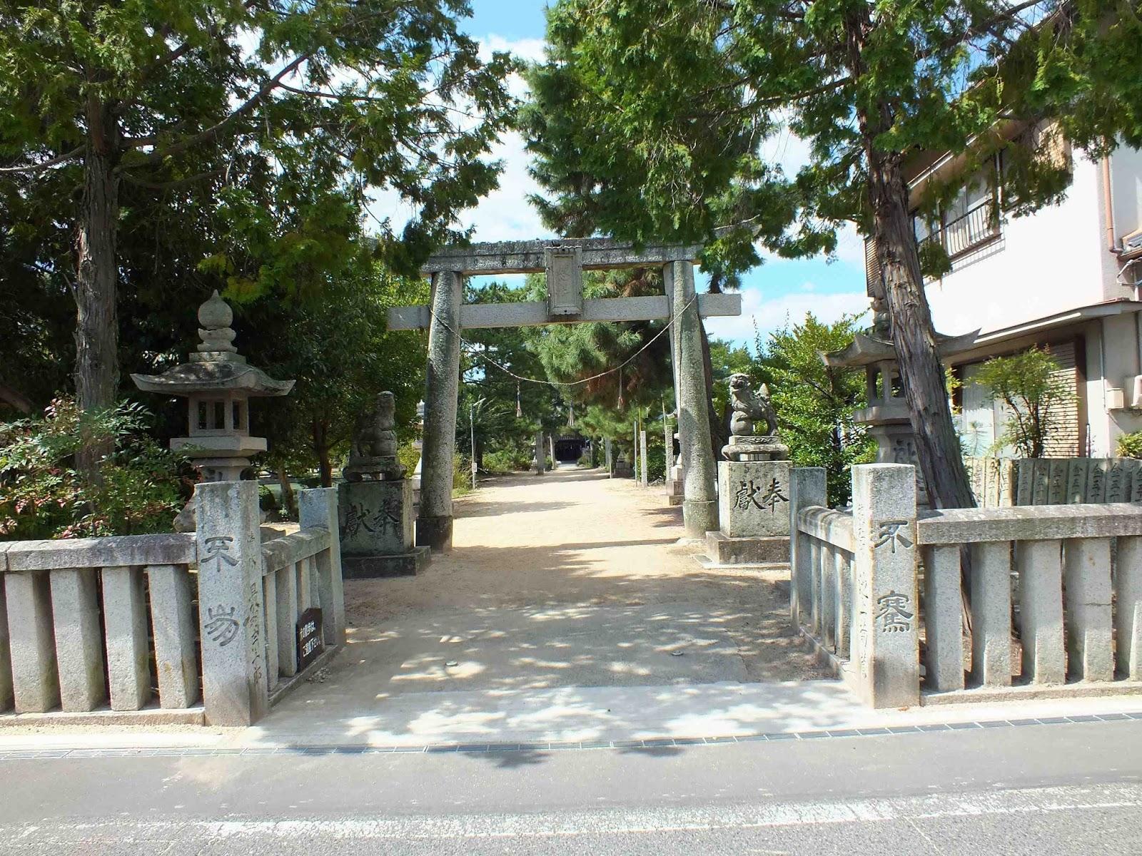 夕凪亭別館(写真館): 岡山県総社市 総社宮