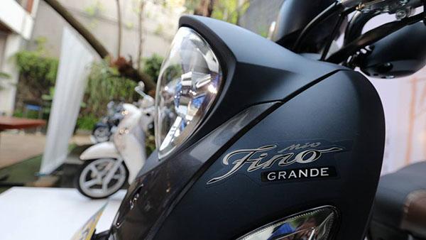 Yamaha kenalkan Fino Grande, Headlamp sudah LED