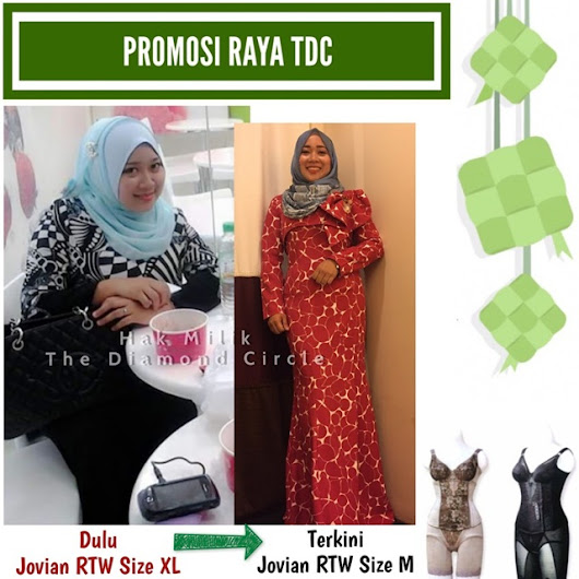 Testimoni Premium Beautiful ~ Promosi Raya