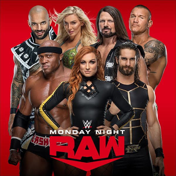 WWE Monday Night Raw 2020 350MB HDTV 480p
