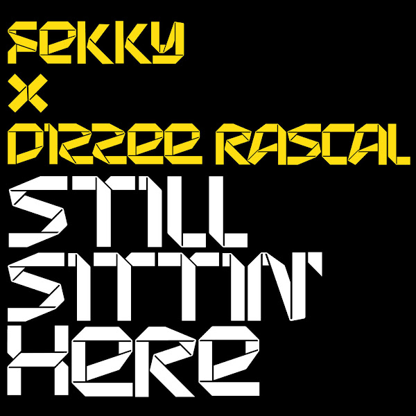 Fekky & Dizzee Rascal - Still Sittin' Here - Single Cover