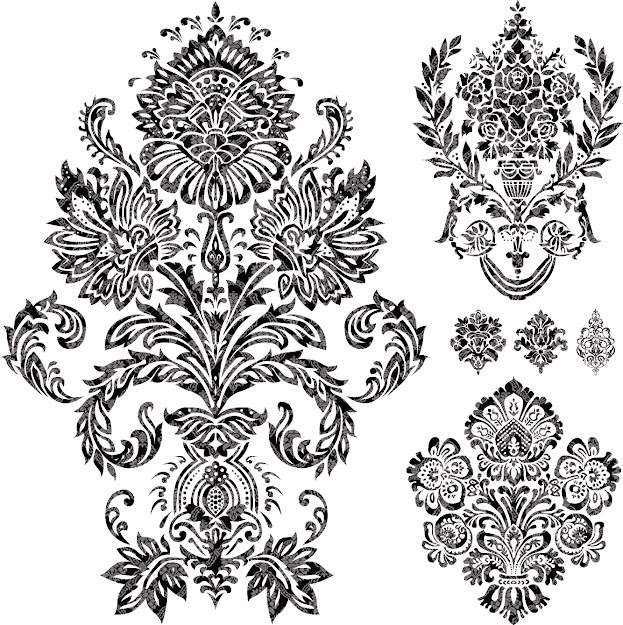 Free Vector Black And White Patterns  Vector
