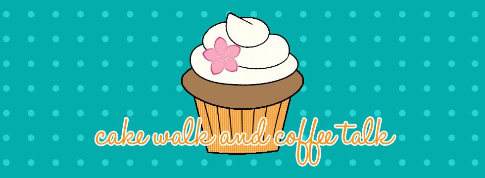 Cake Walk And Coffee Talk: Grocery List
