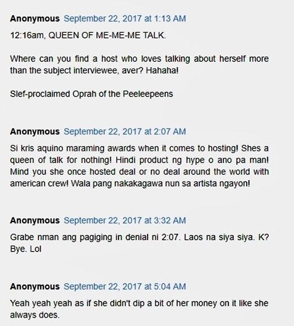 """WALA AKONG NAGING TRUE FRIEND! Kris Aquino Dropping Everyone She Follows On IG"