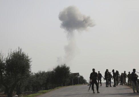 Turquía lanza nuevos ataques aéreos en la ciudad siria de Afrín