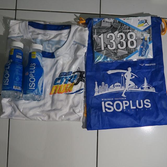 Isi Racepack Isoplus