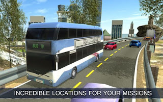 Commercial Bus Simulator 16 Apk Mod Unlimited Money For Android Free Download