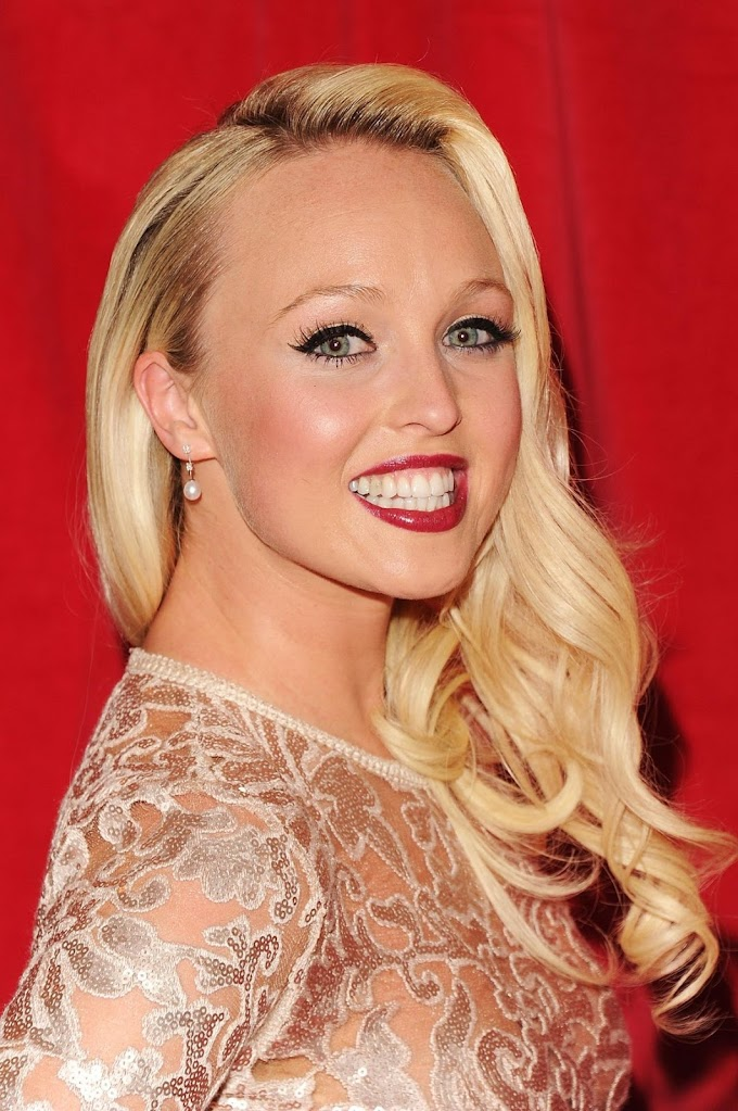 Jorgie Porter (1987): English actress