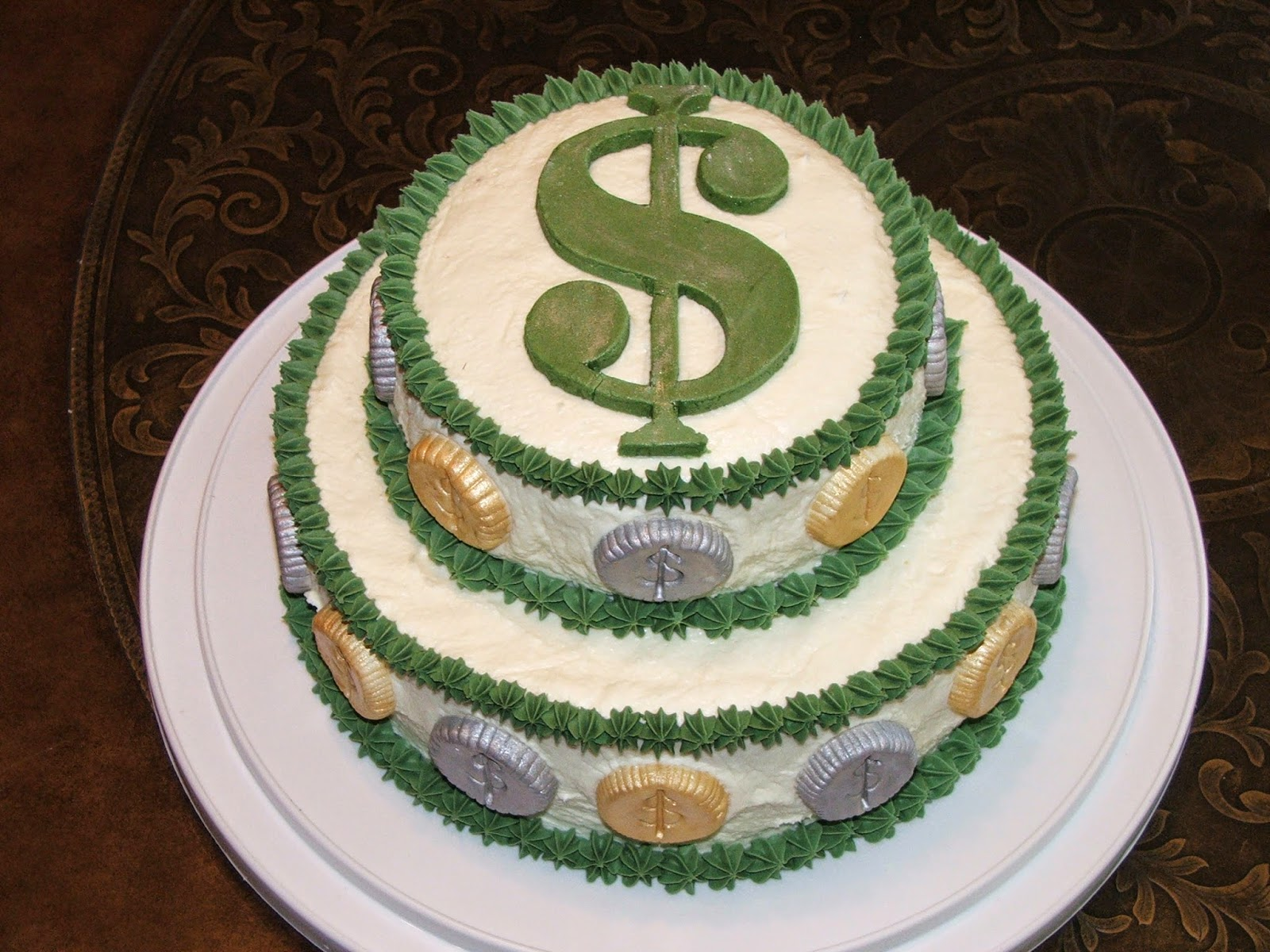 """NYC Foodie Girl: Birthday Cakes And """"Business Cents"""""""