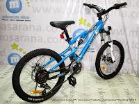 20 Inch Wimcycle X-Scream DX 14 Speed Junior Mountain Bike