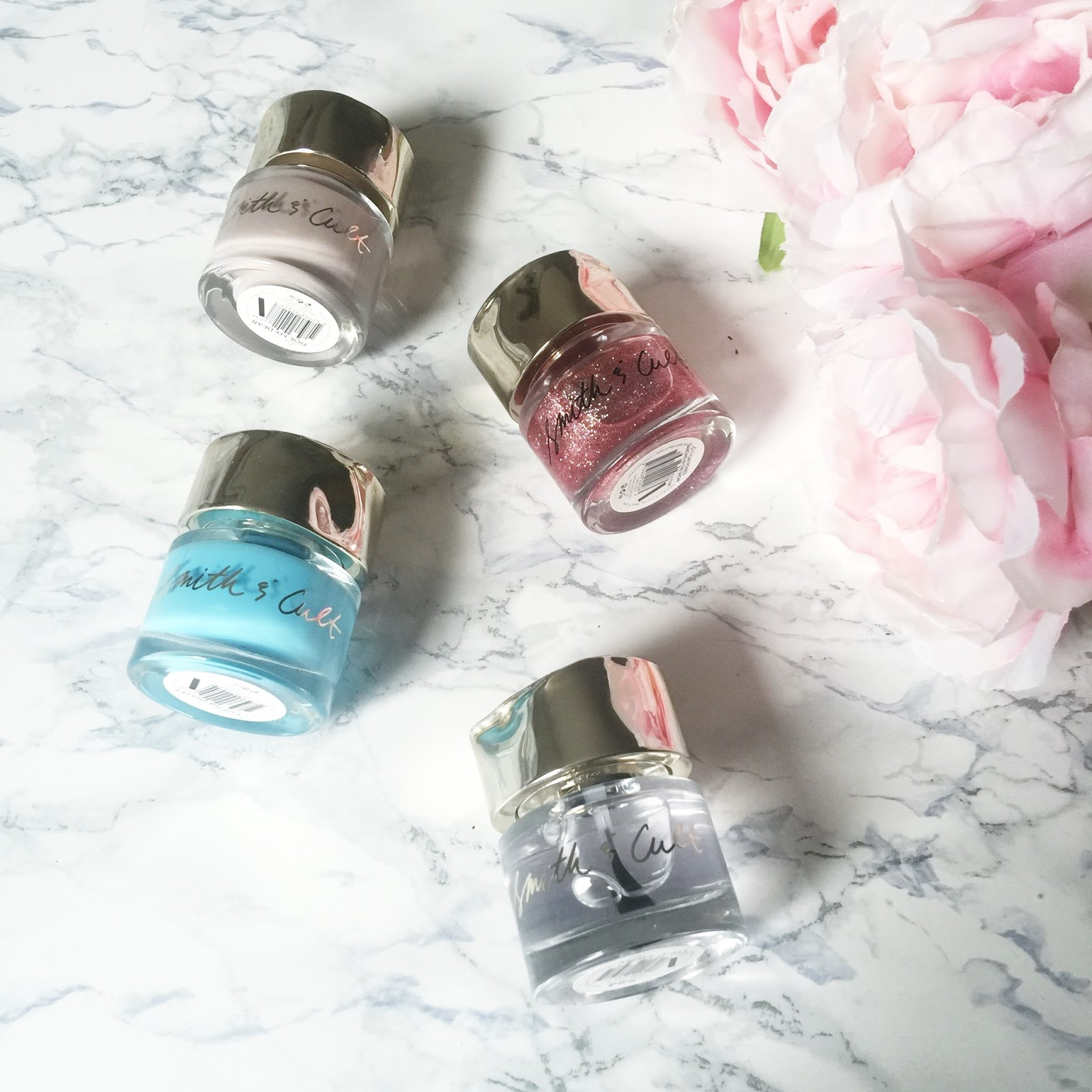 Smith & Cult Nail Varnishes Review