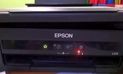 Mengatasi Printer Epson L360 service requid atau Lampu Tinta dan Kertas Berkedip