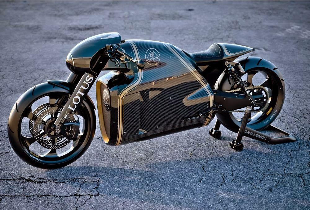 Lotus C-01 By Daniel Simon via Tigho NYDucati