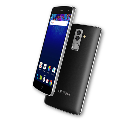 Alcatel introduces the Flash, a smartphone with 4 photo sensors
