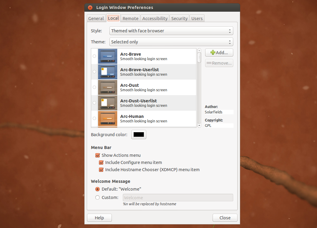 How To Install The Latest MDM Display Manager From Linux