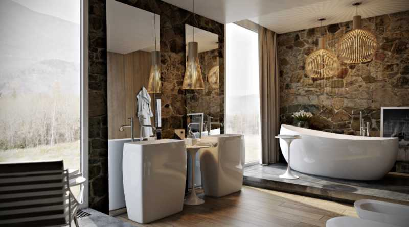 This Beautiful Relaxing Master Bathroom Design, Calming Bathroom Retreats,  Read Article