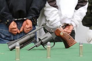 Poseedores de armas en Boyacá deberán revalidar sus permisos