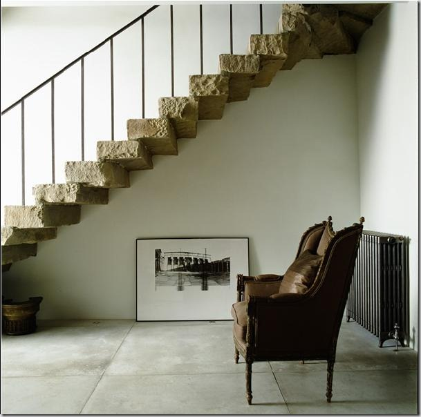Inspirational Stairs Design: New House Plans: The Stairs