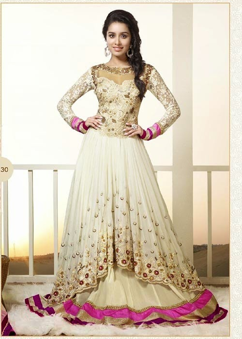 5 Rules of Buying Anarkali Suits Online - Shopping, Style and Us